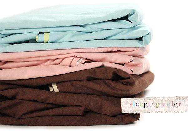 かみのや『オーダーメイド対応 sleeping color(スリーピングカラー)掛け布団カバー』